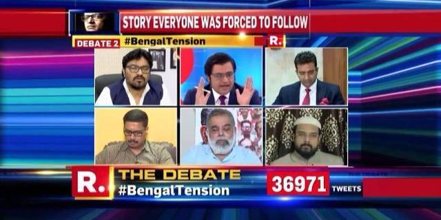#BengalTension