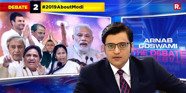Will 'Modi mukt Bharat' call help opposition in 2019?