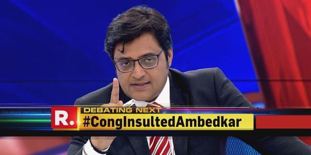 PM Modi says: #CongInsultedAmbedkar