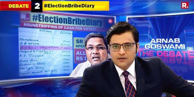 Election Bribe Diary Exposed