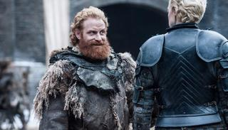 Tormund and Brienne shippers will be happy to see them flirt a bit more (HBO)