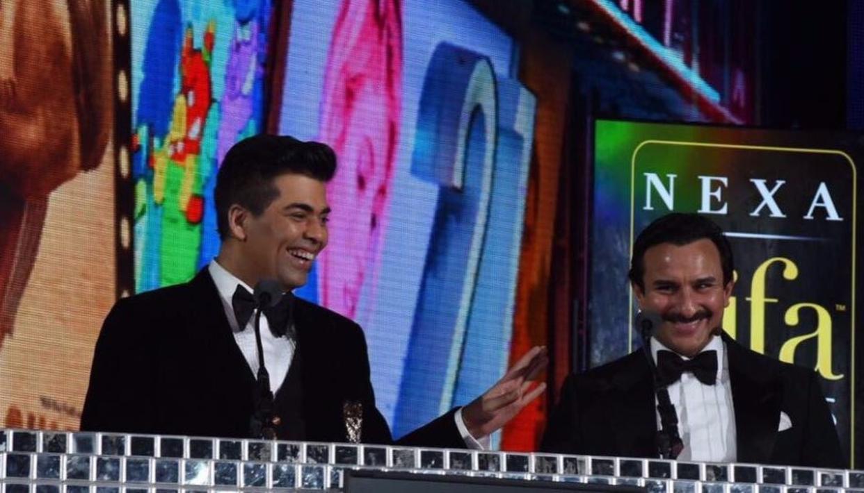 Image: Twitter/IIFA Awards