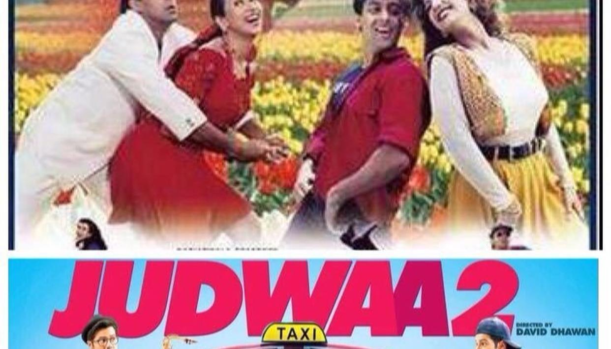 four hilarious moments from judwaa part 1 republic world