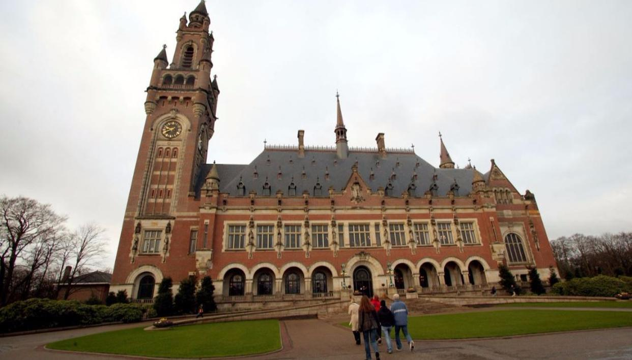 The International Court of Justice at The Hague, Netherlands (Getty images)