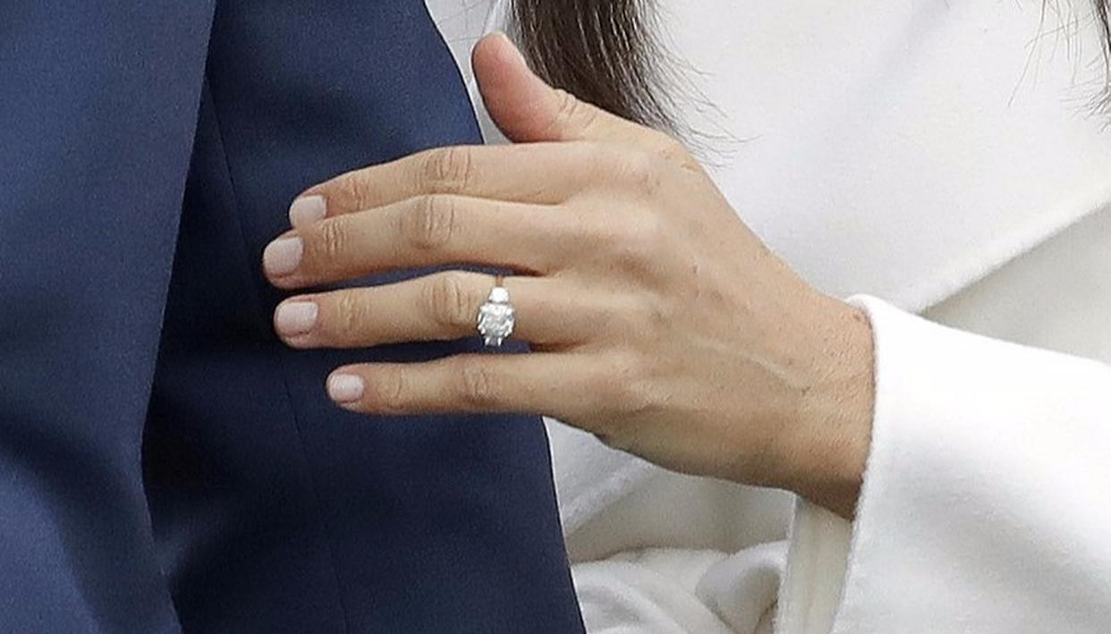 How Much Did Meghan Markles Ring Cost