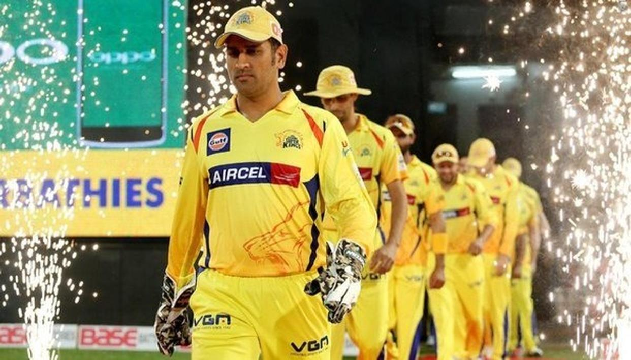 Image result for csk in 2018 hd