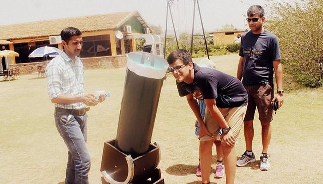 India's First Astronomy Resort