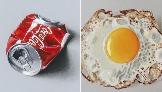 Unbelievably Unreal 3D Paintings
