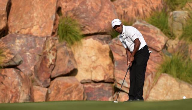 STEADY START FOR INDIAN GOLFERS