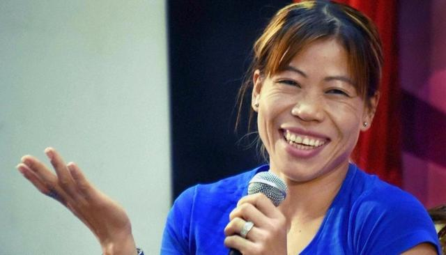 MAGNIFICIENT MARY KOM