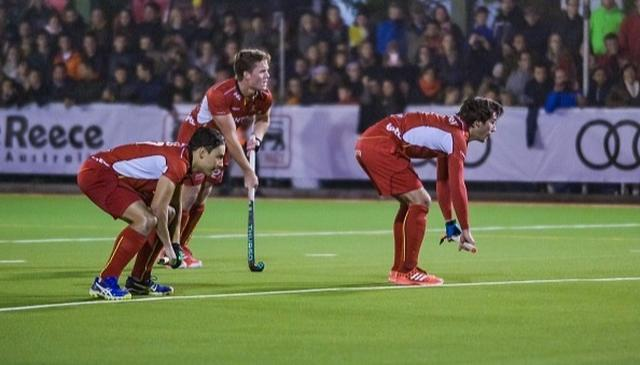 RED LIONS MOVE ON TOP