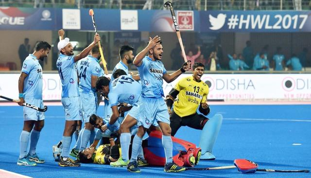 INDIA EXCEEDS EXPECTATION