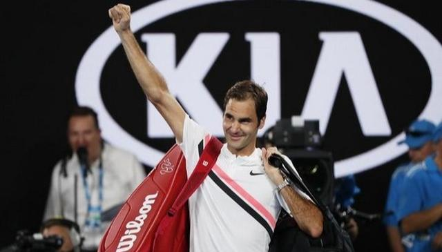FEDERER IN AUS OPEN FINAL