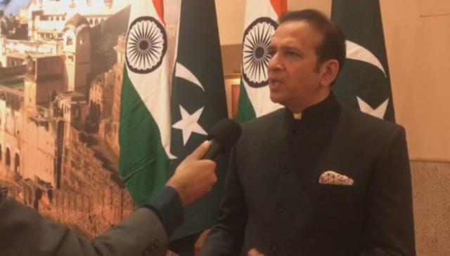 EXCL: INDIAN ENVOY TO PAK