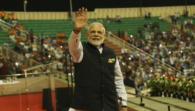 WATCH: PM MODI'S SPEECH IN OMAN