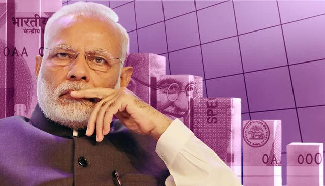 INDUSTRIOUS INDIA'S IIP REBOUNDS