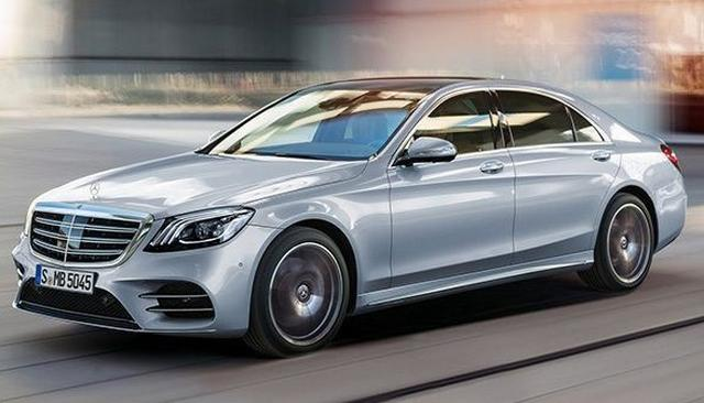 MERC-BENZ S CLASS FACELIFT LAUNCHED!