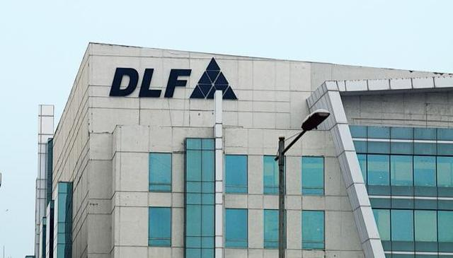 DLF'S PROFIT HITS STRATOSPHERE