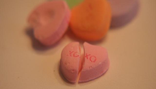V-DAY: BEAT THE BROKEN HEART!