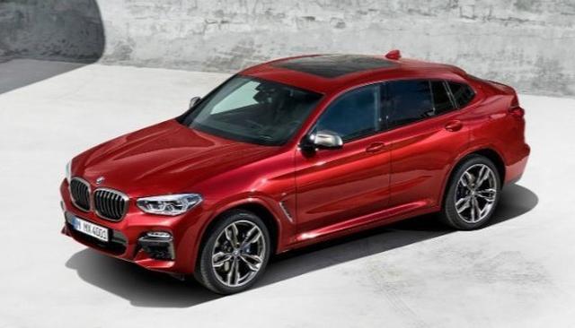 2019 BMW X4 UNVEILED!