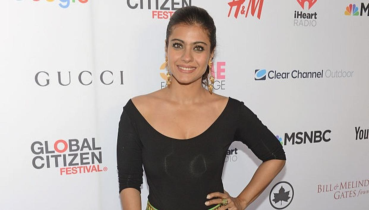 Excited about 'VIP 2': Kajol