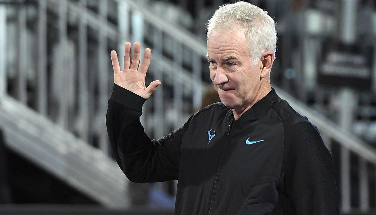 McEnroe regrets remark about Serena