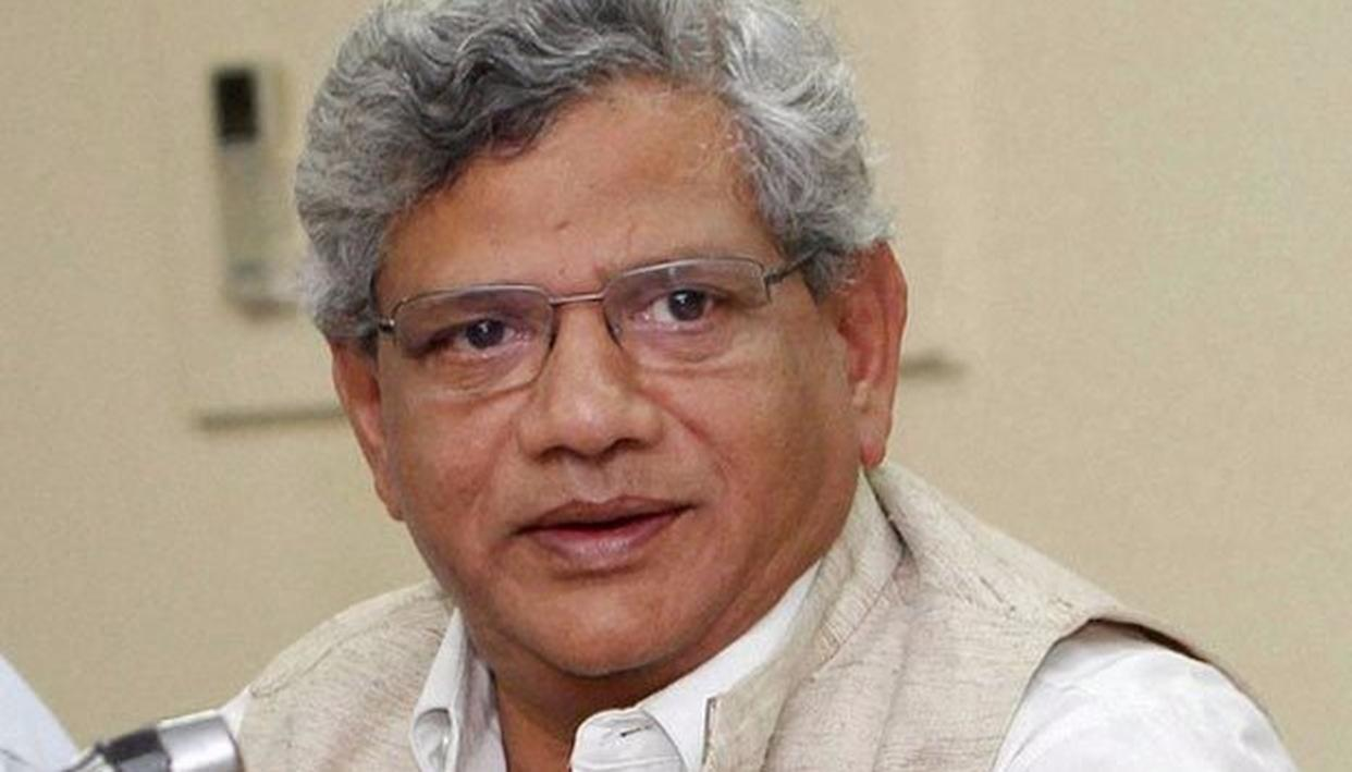 Yechury questions Centre over Amarnath Attack