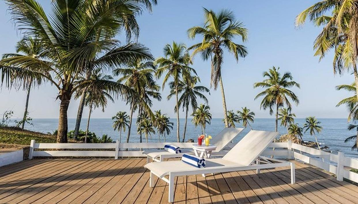 This Resort In Vagator Has The Best Sea-View In Goa