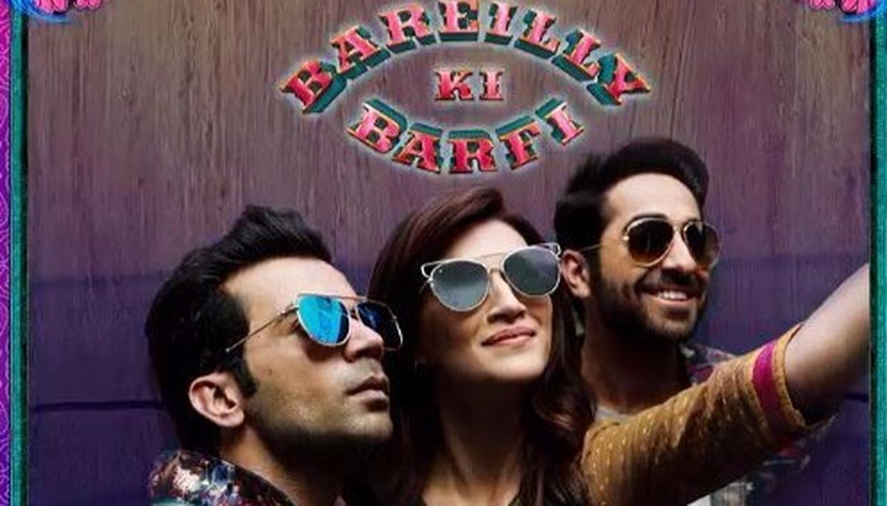 B-town praises 'Bareilly Ki Barfi'