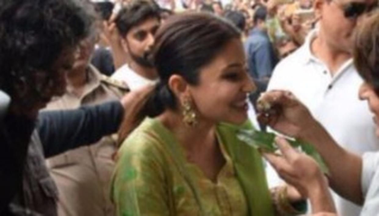 WATCH: Guess who had a 'paan' named after him?