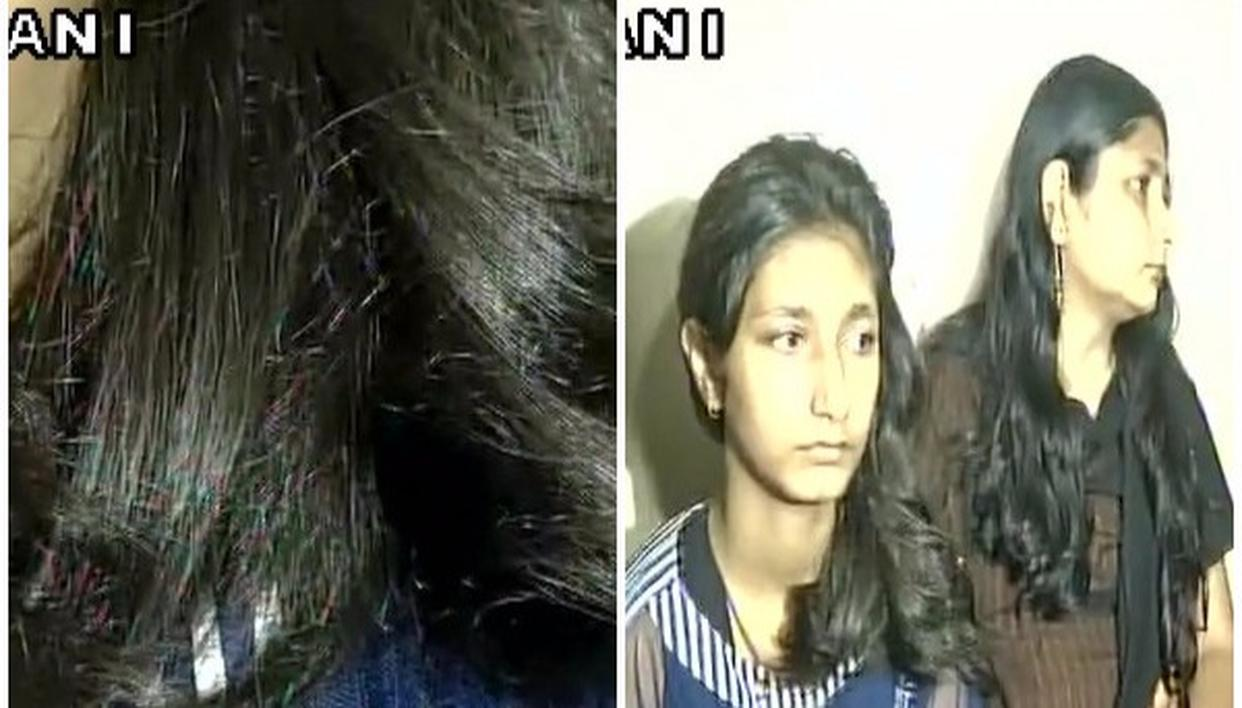 Mysterious braid-chopping incidents continue to spread scare