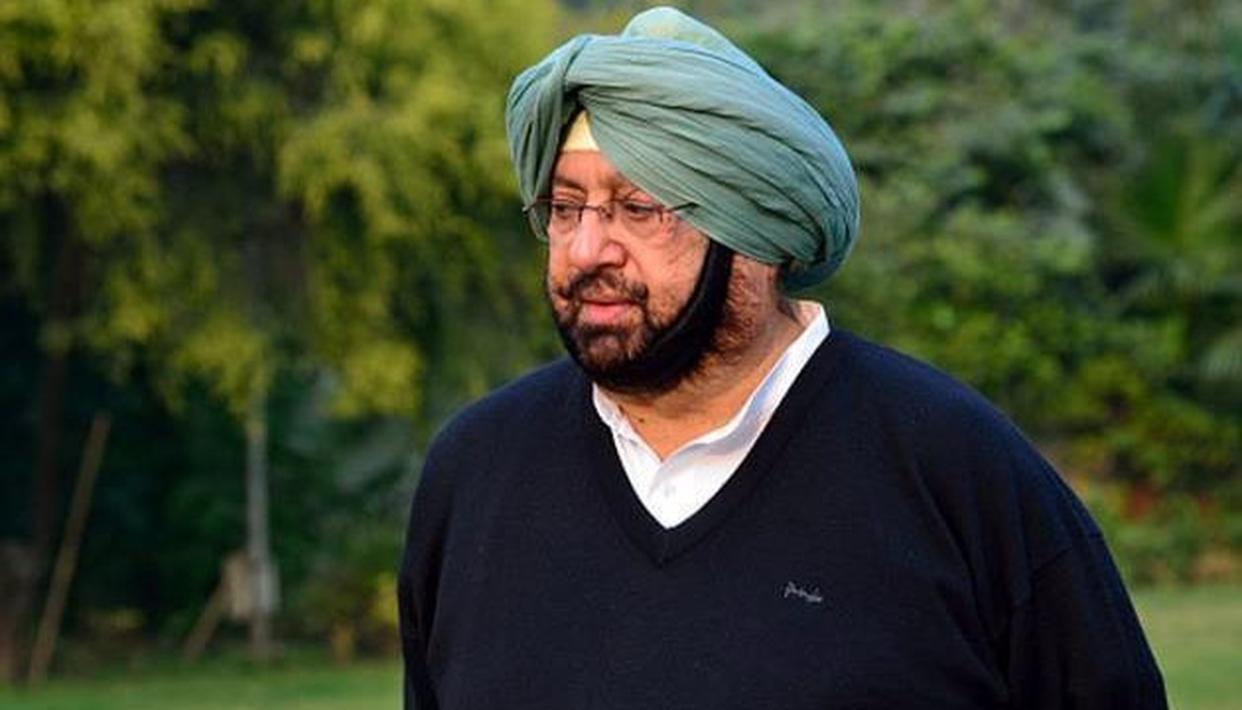 Punjab CM Amarinder: #IStandWithVarnika