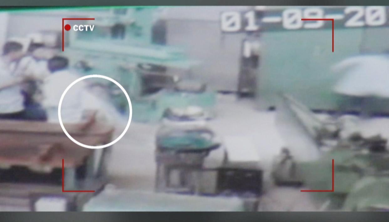 Watch: ITI Sonipat student shot at inside classroom by classmates