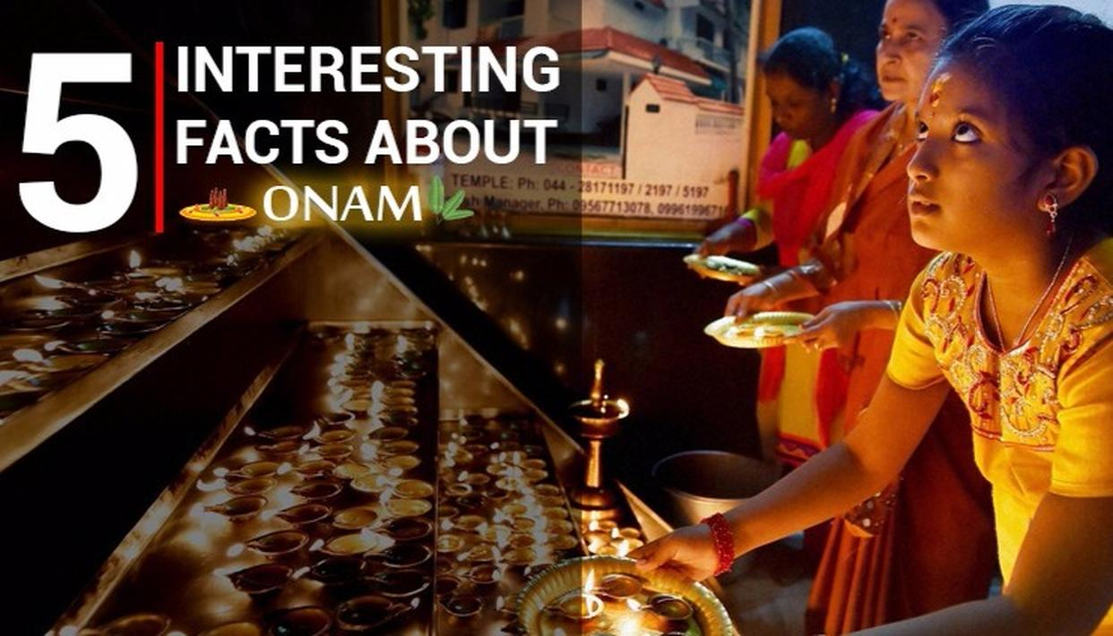 Some Interesting Facts About Onam Festival