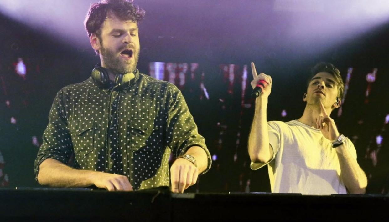 The Chainsmokers Want Butter Chicken And Naan!
