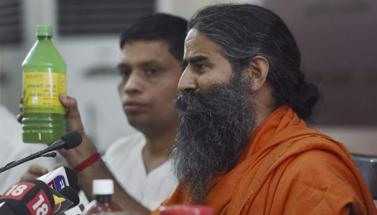 'Patanjali will make everything from underwear to ethnic'