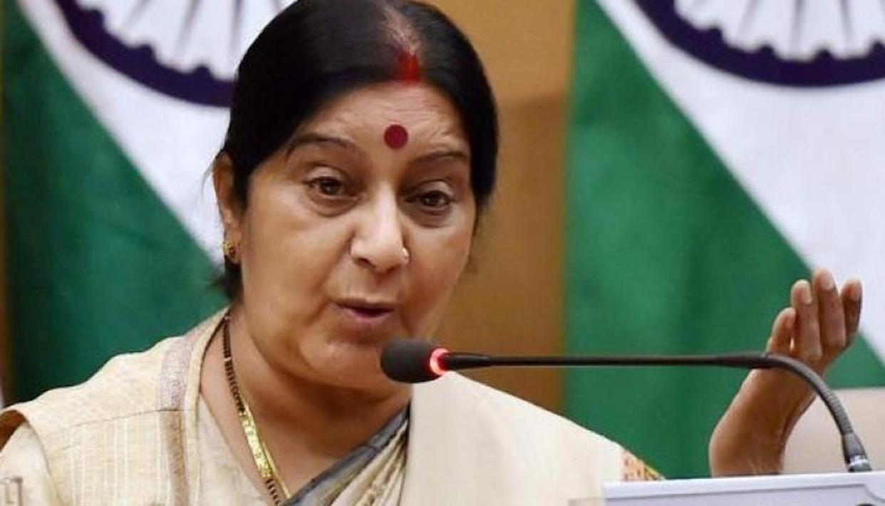 No second chance for NRIs to deposit their currency: Swaraj