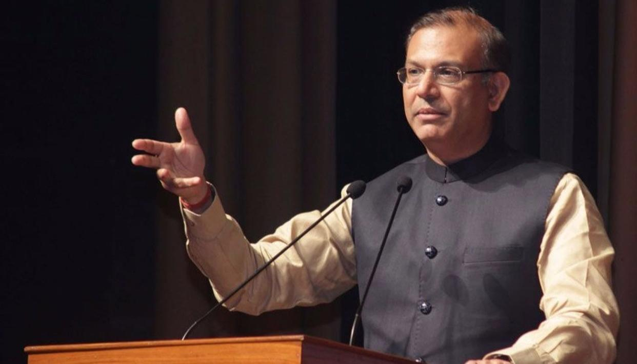 'WROTE ARTICLE DISPUTING FATHER OUT OF OWN CONSCIENCE': JAYANT SINHA