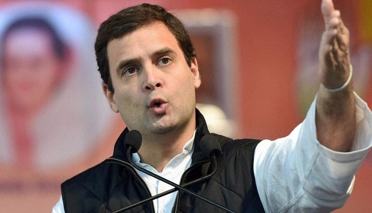 Amethi officials can't provide security to Rahul