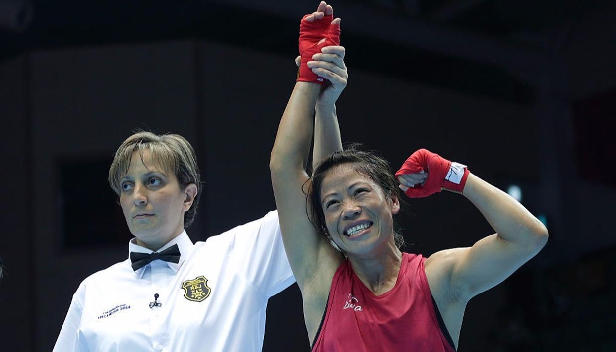 Mary Kom, Sarita in Asian Championships squad