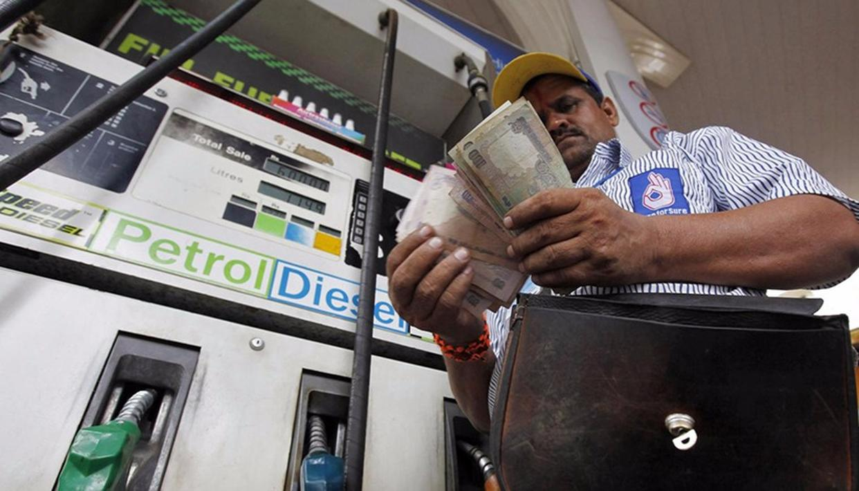 Excise Duty Cut On petrol, Diesel Adds To Fiscal Concerns: Nomura