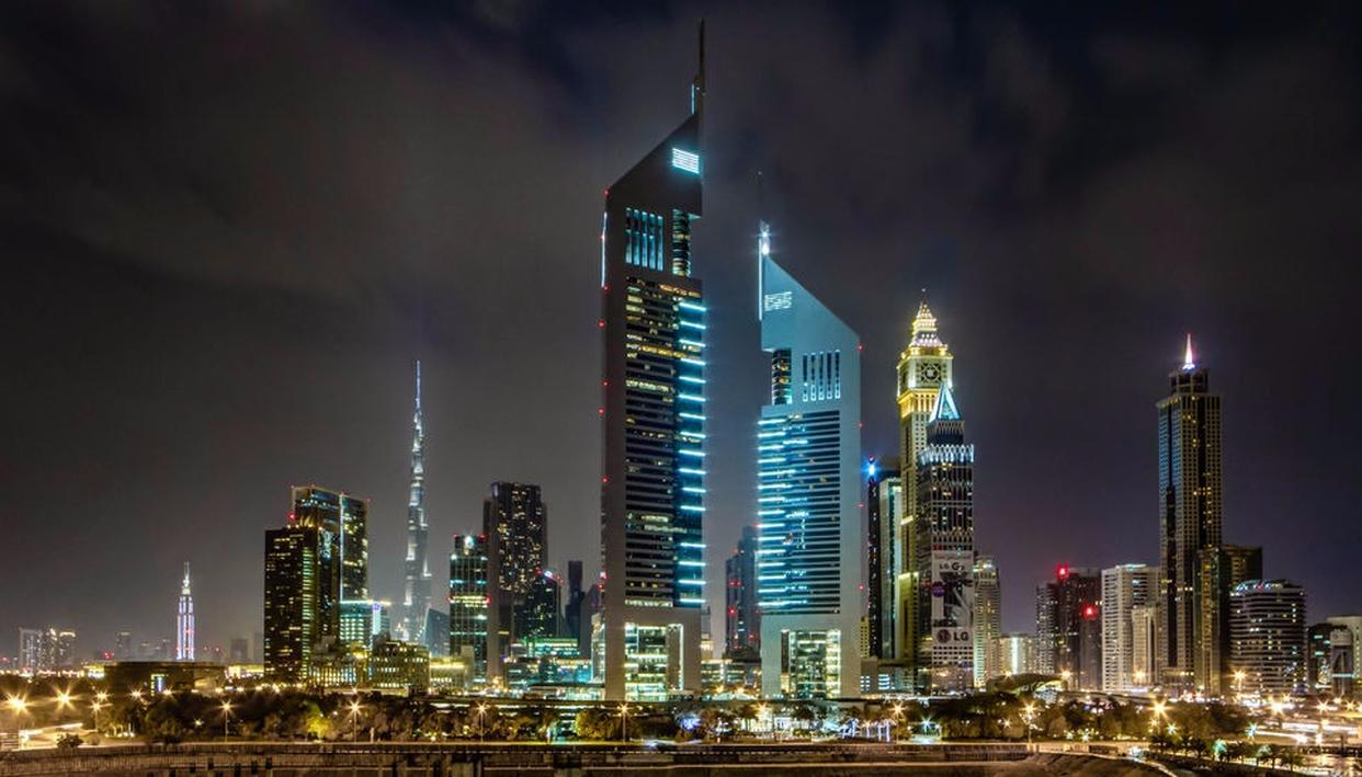 Get your Adrenaline Rush on in Dubai