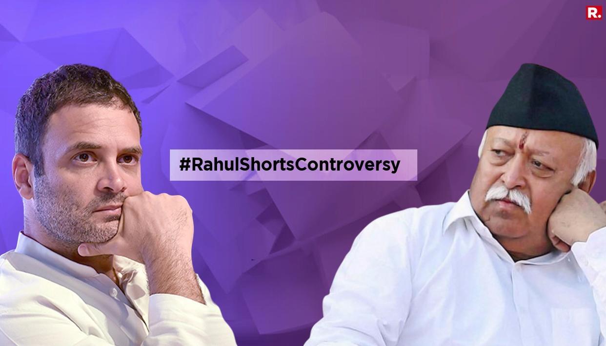 RSS SLAMS 'IGNORANT RAHUL'