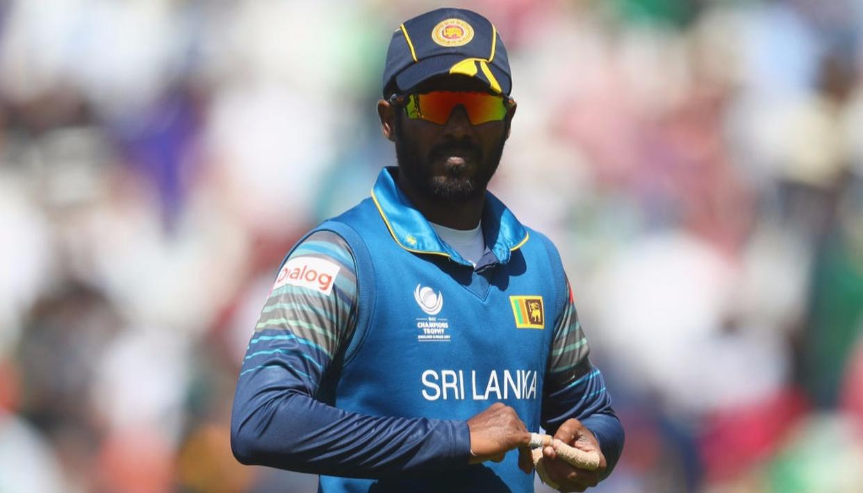 Upul Tharanga pulls out of Lahore T20I due to security concerns