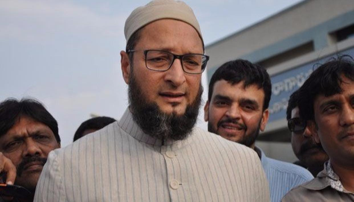 OWAISI JUMPS INTO  #AnthemFirstNoCompromise ROW