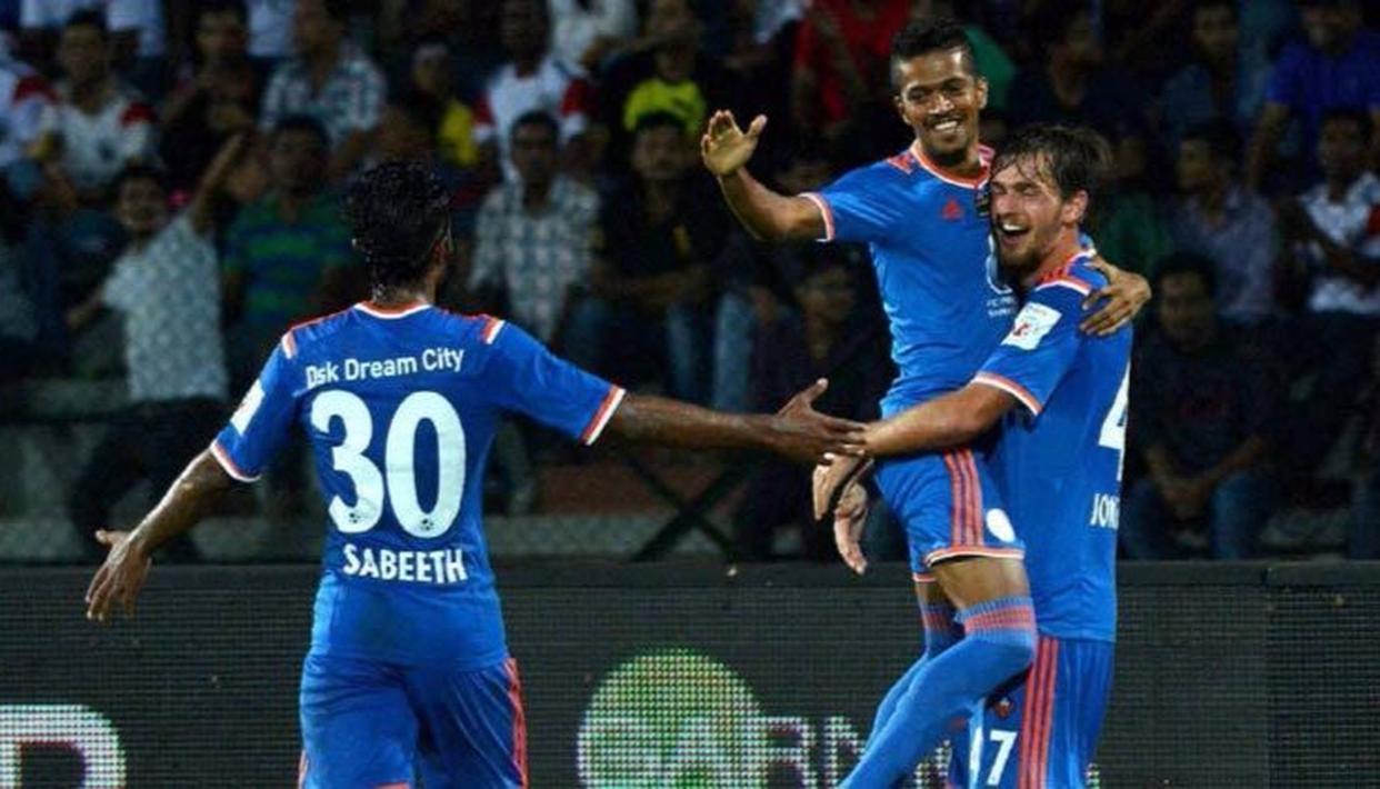 FC Goa on a roll
