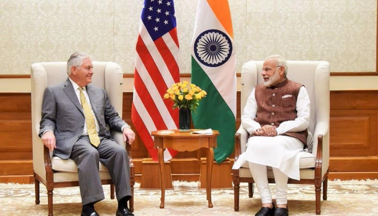 INDIA & US HAVE COMMON OBJECTIVES: PM MODI