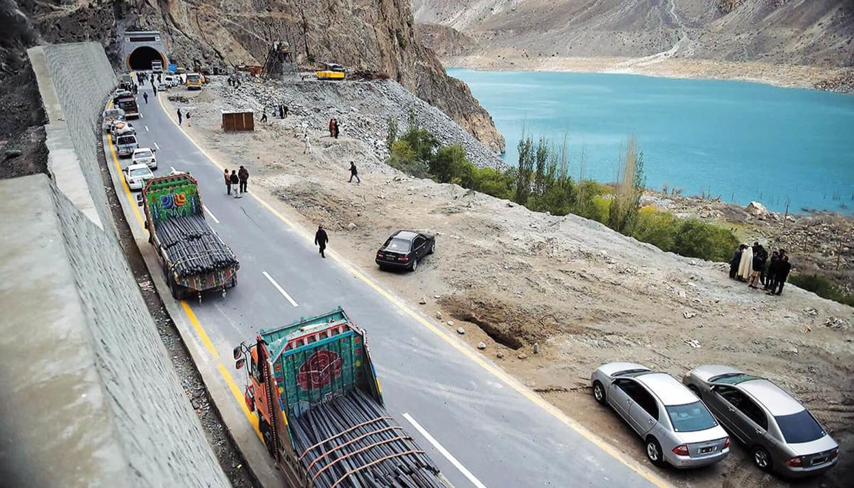 Pak to move forward on CPEC