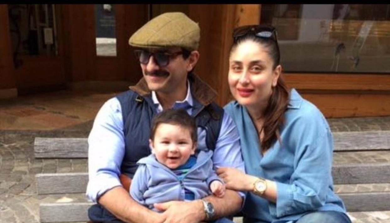 Saif Ali Khan: Taimuris a part of my life and this is for the long haul