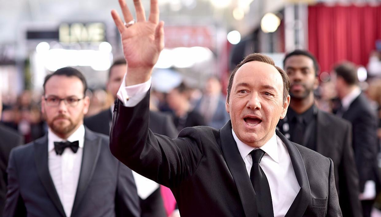 Kevin Spacey: A serial offender?